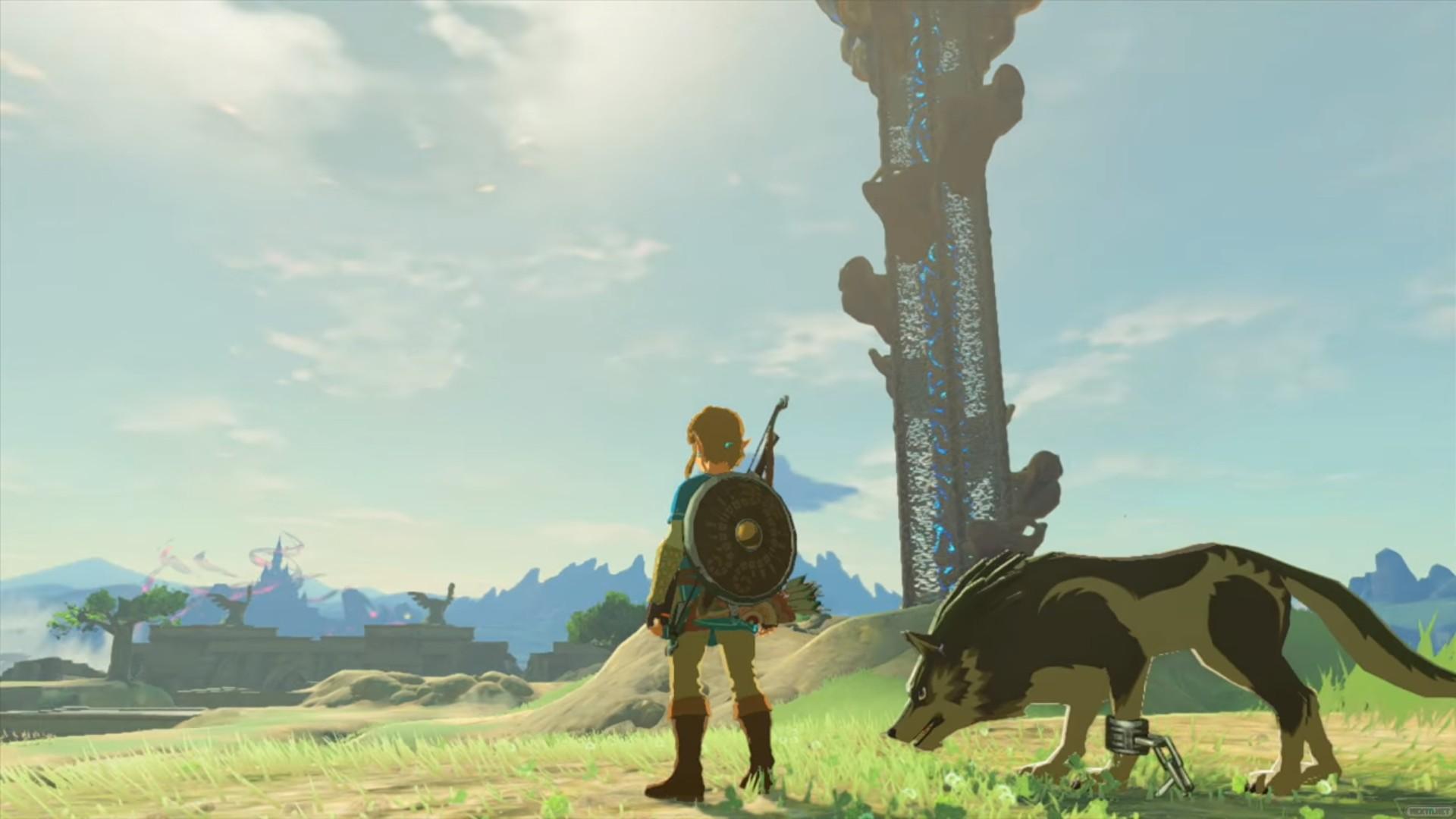 Amiibo Zelda: Breath of the Wild