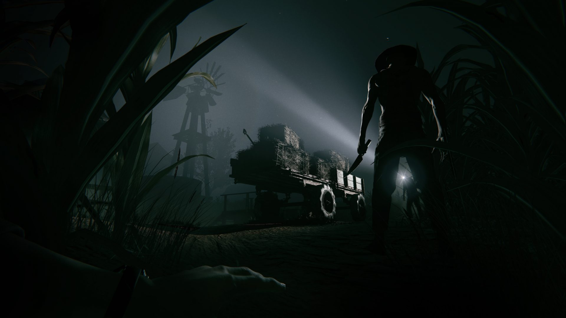 The Outlast 2 demo made me scream in front of my dad - Kill Screen
